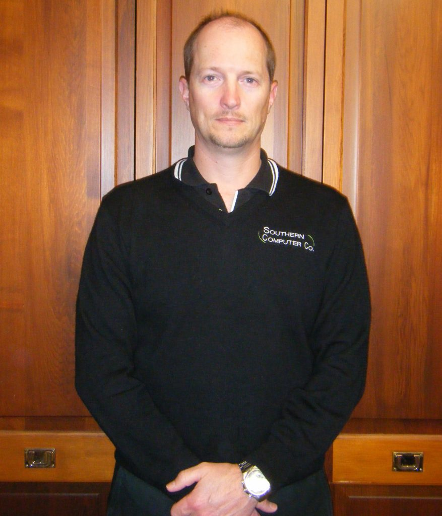 Bryan Coetzee - Systems Engineer