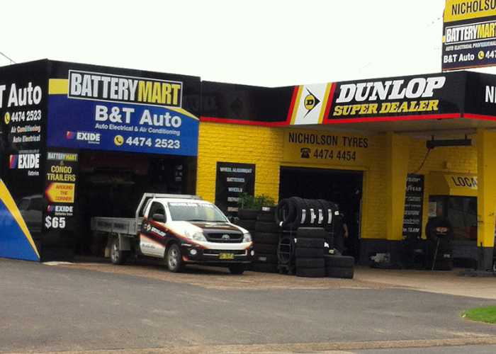 B&T Auto Electrical