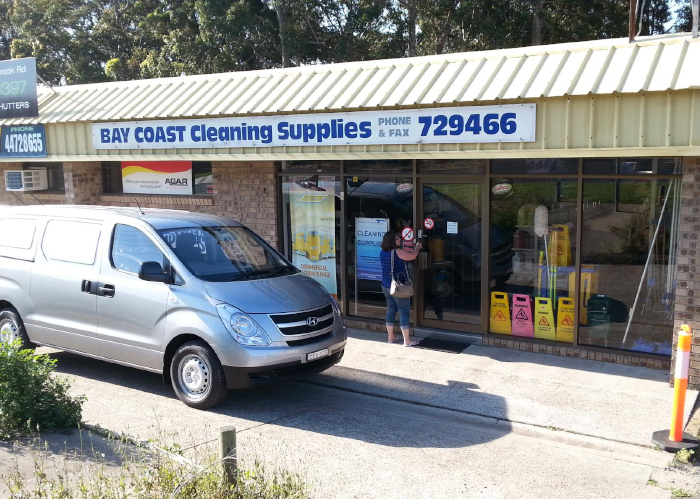 Bay Coast Cleaning Supplies