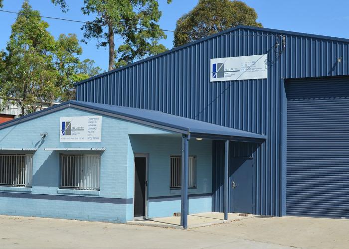 P & L Louttit Total Construction Services