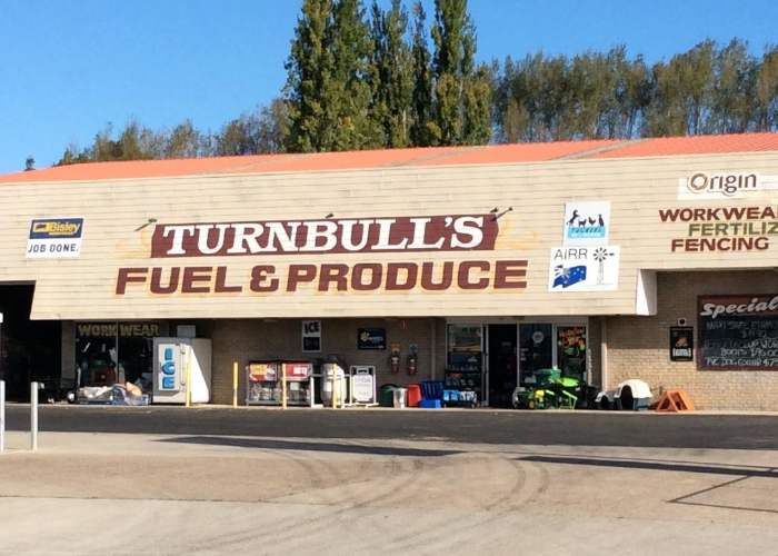 Turnbulls Fuel and Produce